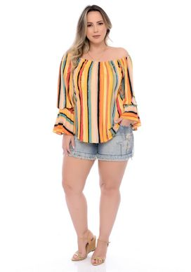 Shorts-Jeans-Plus-Size-Sillene-46