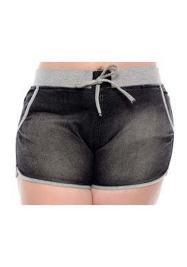 Shorts-Biker-Plus-Size-Eloise-Branco-46