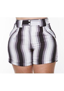 Shorts Linho Plus Size Macie
