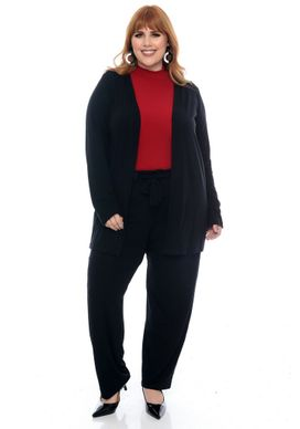 Cardigan-Plus-Size-Luyze-46-48