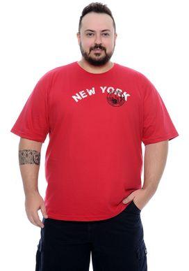 Camiseta-Masculina-Plus-Size-Eder-Vermelho-50-52
