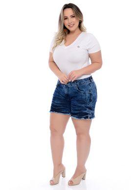 Shorts-Jeans-Plus-Size-Abenize-Bege-46