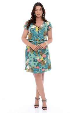 Vestido Plus Size Lorelay