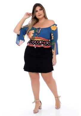 Cropped-Plus-Size-Kali