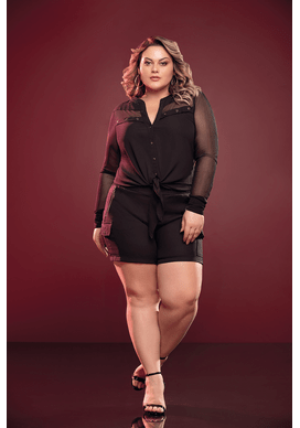 Shorts-Plus-Size-Urby
