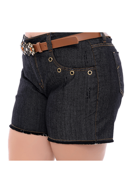 Shorts-Plus-Size-Monich