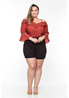 Shorts-Plus-Size-Tailine