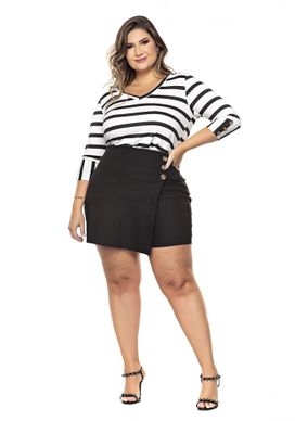 Shorts-Saia-Plus-Size-Kelyne