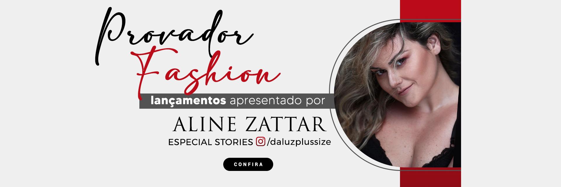 Provador Fashion Aline Zattar