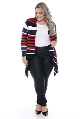 Cardigan-Plus-Size-Necy