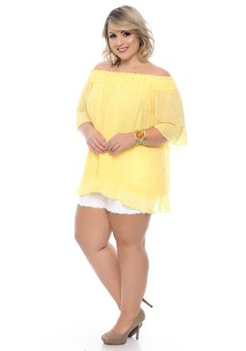 Shorts Plus Size Rosani