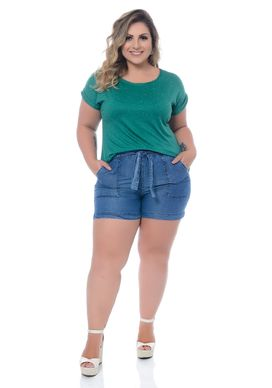Blusa Plus Size Lovelie
