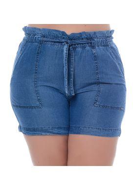 Shorts-Jeans-Clochard-Plus-Size-Larihi-
