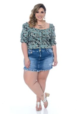 shorts-saia-jeans-plus-size