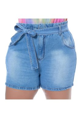 Shorts-Jeans-Clochard-Plus-Size-Mio