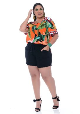 Shorts Plus Size Donata