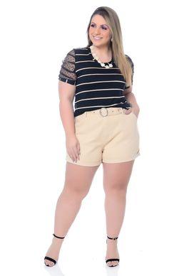 Shorts Plus Size Paulina