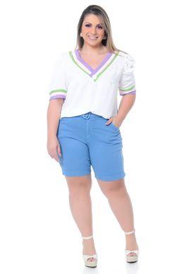 Blusa Plus Size Eloana