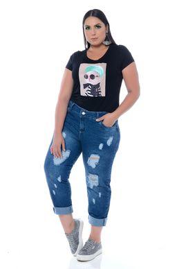 T-Shirt Plus Size Abisai