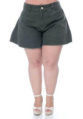 Shorts Jeans Godê Plus Size Dylis