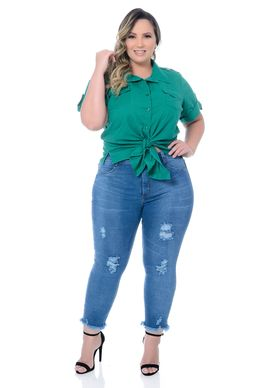Camisa-Plus-Size-Wise