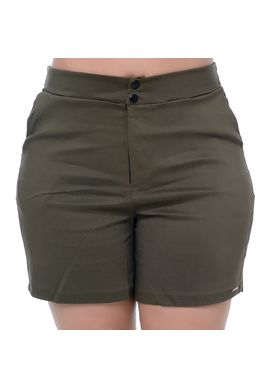Shorts Plus Size Saerry
