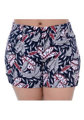 Shorts Plus Size Cleya