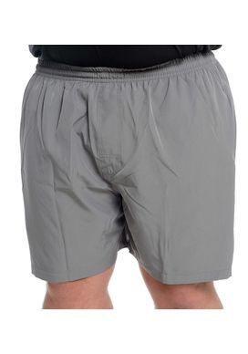 SHORTS-MASCULINO-DRY-FIT-CINZA-PLUS-SIZE